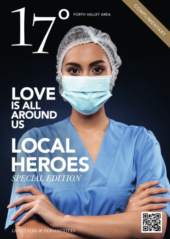 17 degrees magazine cover
